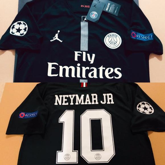 478495f60 2019 Jordan Jersey Neymar #10 Soccer PSG UEFA. NWT. Jordan.  M_5c4952c445c8b31da787542a. M_5c4952c5c2e9fe3d79c98585.  M_5c4952c7035cf141e9241fad
